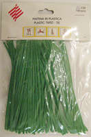 Пластический плоский кабель  нарезка 12 см (100 шт.)