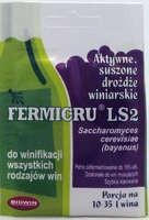 Винные дрожжи Fermicru LS2 7г
