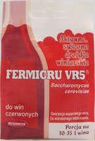 Винные дрожжи Fermicru VR5 7 г.