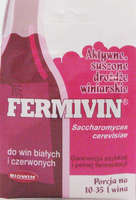 Винные дрожжи Fermivin 7 г