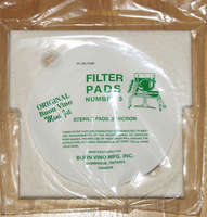 Картон фильтровальный #3 Mini Jet (0,5 микрон)