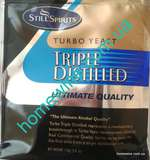 Спиртовые дрожжи Turbo Triple Distilled  110 г